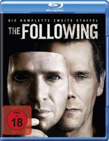 The Following Season 2 (Blu-ray), 3 Blu-ray Discs