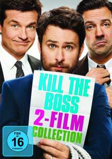 Kill the Boss / Kill the Boss 2, 2 DVDs