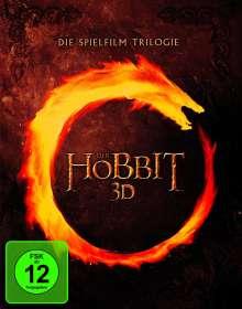 Der Hobbit: Die Trilogie (3D & 2D Blu-ray), 12 Blu-ray Discs