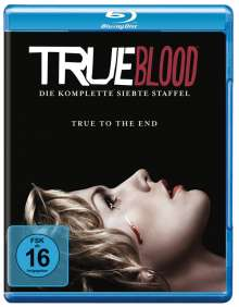 True Blood Season 7 (Blu-ray), 4 Blu-ray Discs