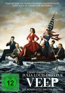 Veep Season 3, 2 DVDs