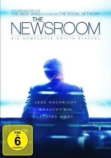 Newsroom Season 3 (finale Staffel), 2 DVDs