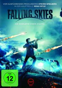Falling Skies Season 4, 3 DVDs