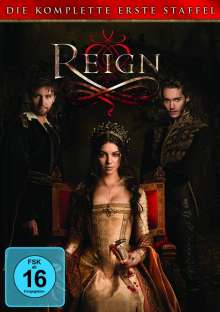 Reign Season 1, 5 DVDs