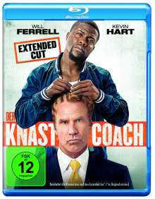 Der Knastcoach (Blu-ray), Blu-ray Disc