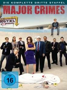 Major Crimes Season 3, 4 DVDs