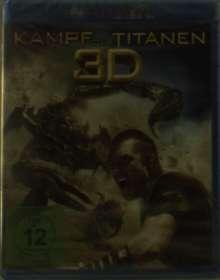 Kampf der Titanen (3D Blu-ray), Blu-ray Disc
