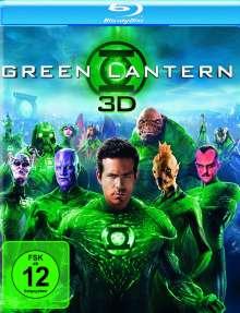 Green Lantern (3D Blu-ray), Blu-ray Disc