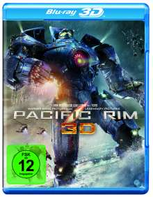 Pacific Rim (3D Blu-ray), Blu-ray Disc