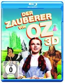 Der Zauberer von OZ (3D Blu-ray), Blu-ray Disc