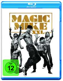 Magic Mike XXL (Blu-ray), Blu-ray Disc