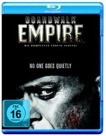 Boardwalk Empire Season 5 (finale Staffel) (Blu-ray), 3 Blu-ray Discs