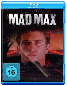 Mad Max 1 (Blu-ray), Blu-ray Disc