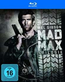 Mad Max 1-3 (Blu-ray), 3 Blu-ray Discs