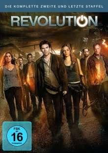 Revolution Season 2, 5 DVDs