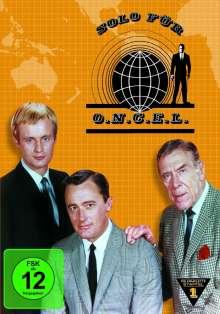 Solo für O.N.C.E.L. Season 1, 7 DVDs