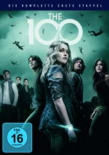 The 100 Staffel 1, 3 DVDs