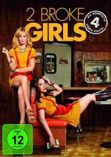Two Broke Girls Staffel 4, 3 DVDs