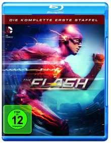 The Flash Staffel 1 (Blu-ray), 4 Blu-ray Discs