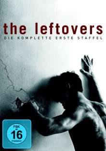 The Leftovers Staffel 1, 3 DVDs