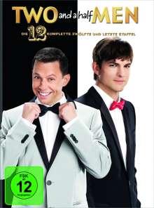 Two And A Half Men Season 12 (finale Staffel), 2 DVDs