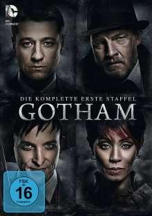 Gotham Staffel 1, 6 DVDs