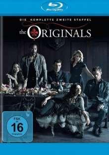 The Originals Staffel 2 (Blu-ray), 3 Blu-ray Discs