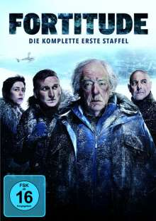 Fortitude Season 1, 3 DVDs