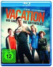 Vacation - Wir sind die Griswolds (Blu-ray), Blu-ray Disc