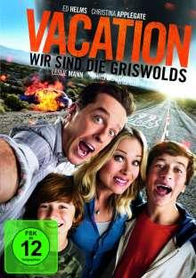 Vacation - Wir sind die Griswolds, DVD