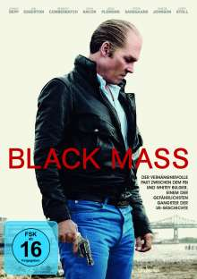 Black Mass, DVD