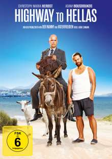 Highway to Hellas, DVD