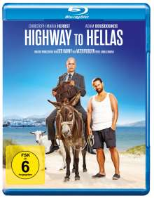 Highway to Hellas (Blu-ray), Blu-ray Disc