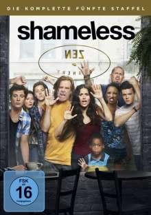 Shameless Season 5, 3 DVDs