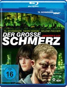 Tatort: Der große Schmerz (Blu-ray), Blu-ray Disc