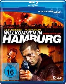 Tatort: Willkommen in Hamburg (Blu-ray), Blu-ray Disc