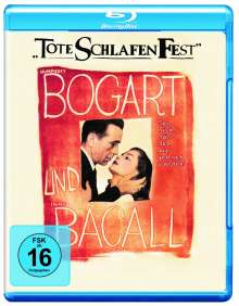 Tote schlafen fest (1946) (Blu-ray), Blu-ray Disc