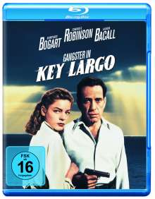 Gangster in Key Largo (Blu-ray), Blu-ray Disc