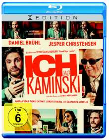 Ich und Kaminski (Blu-ray), Blu-ray Disc