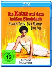 Die Katze auf dem heißen Blechdach (Blu-ray), Blu-ray Disc
