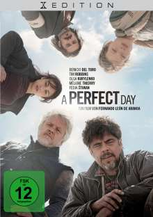 A Perfect Day, DVD