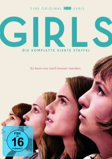 Girls Staffel 4, 2 DVDs