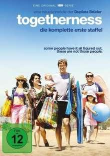 Togetherness Staffel 1, 2 DVDs