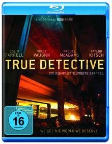 True Detective Season 2 (Blu-ray), 3 Blu-ray Discs