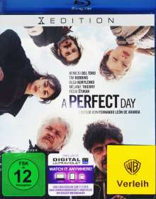 A Perfect Day (Blu-ray), Blu-ray Disc