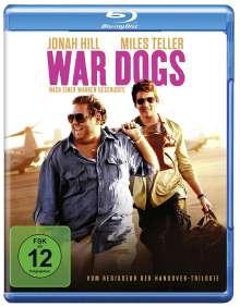 War Dogs (Blu-ray), Blu-ray Disc