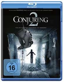 Conjuring 2 (Blu-ray), Blu-ray Disc