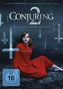 Conjuring 2, DVD