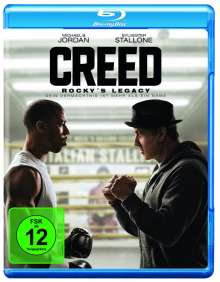 Creed - Rocky's Legacy (Blu-ray), Blu-ray Disc