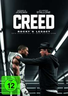 Creed - Rocky's Legacy, DVD